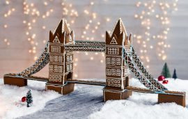 Gingerbread Bridges & Skyscrapers Challenge Award Ceremony