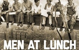 Men At Lunch Movie Screening