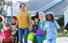 SouthSide Arts District Trick or Treat at NMIH
