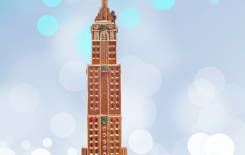 Gingerbread Bridges and Skyscrapers Challenge