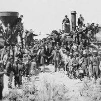 NMIH honors 150th anniversary of Transcontinental Railroad with special program & tour